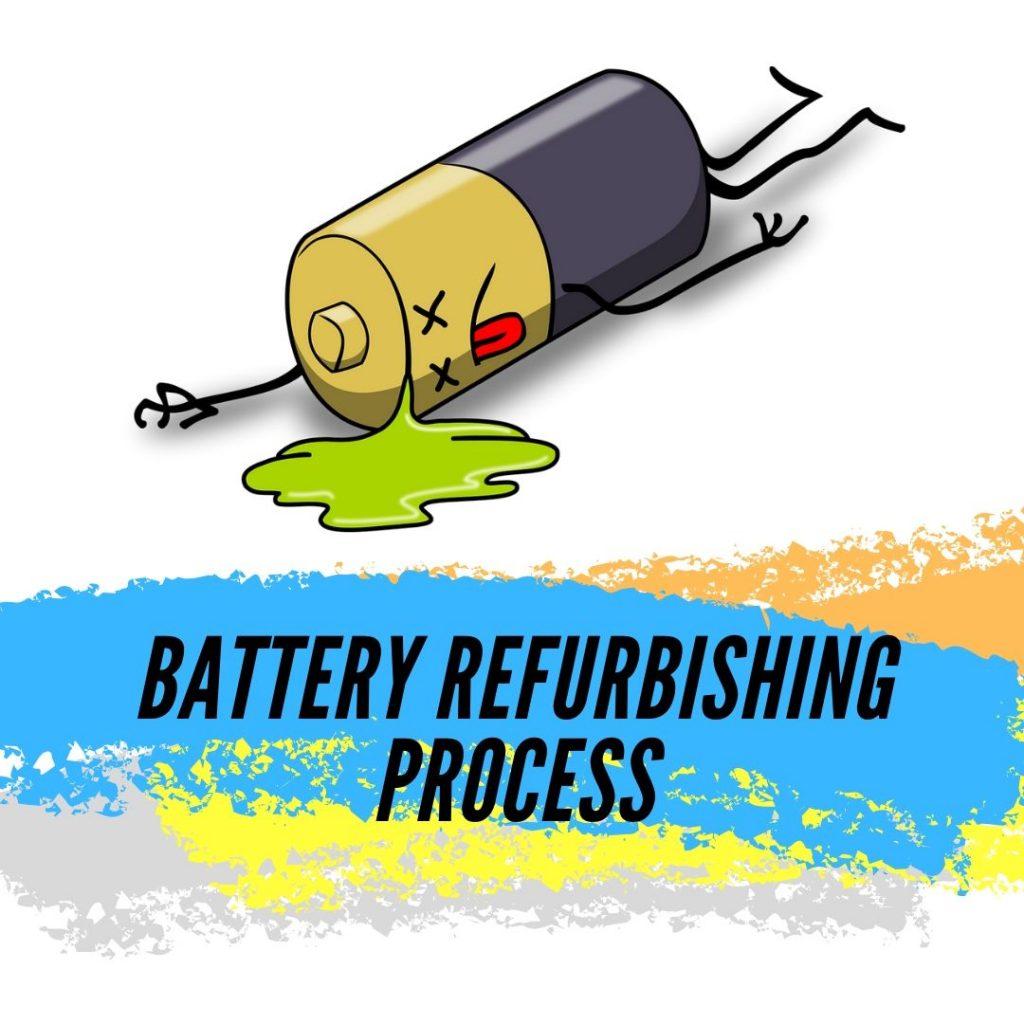 battery refurbishing business