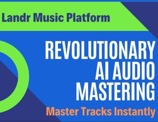 Landr Music Platform